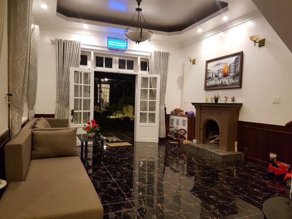Phòng Khách của hoxuanhuong villa