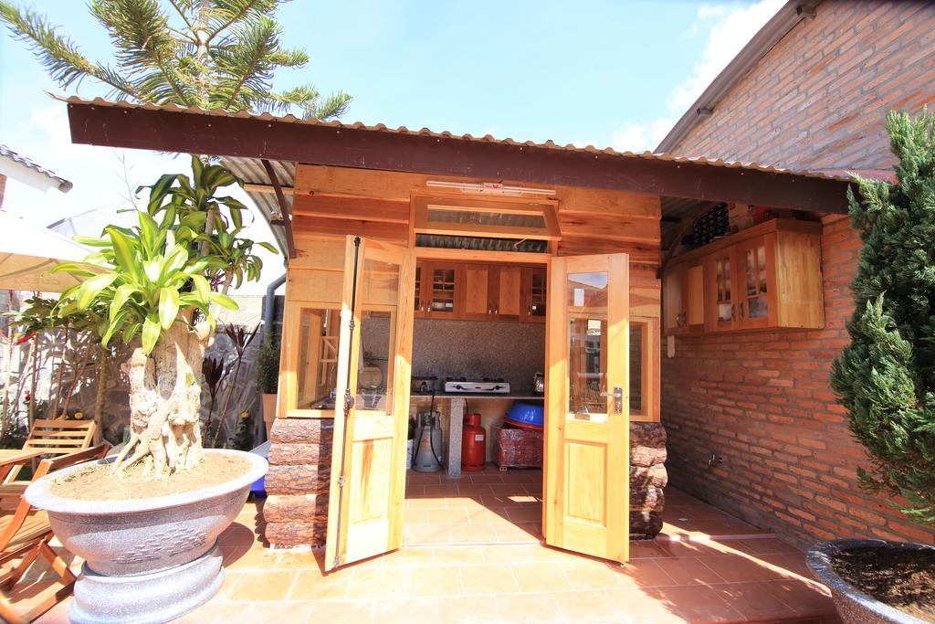 Nhà Bếp Villa Tuan Pham