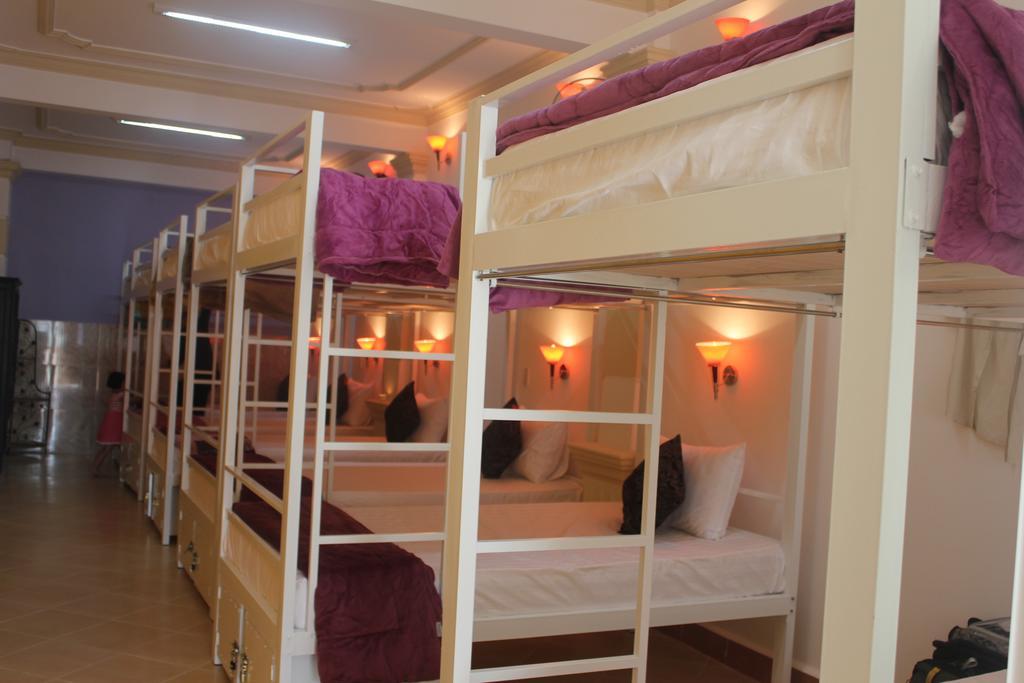 Không gian của Dalat Central Hostel