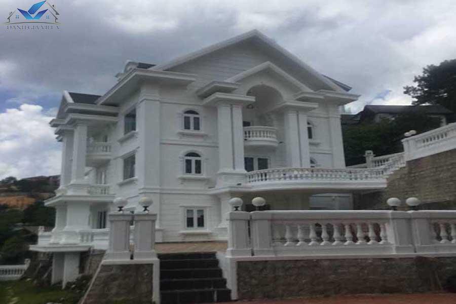villa cho thuê ở Đà Lạt
