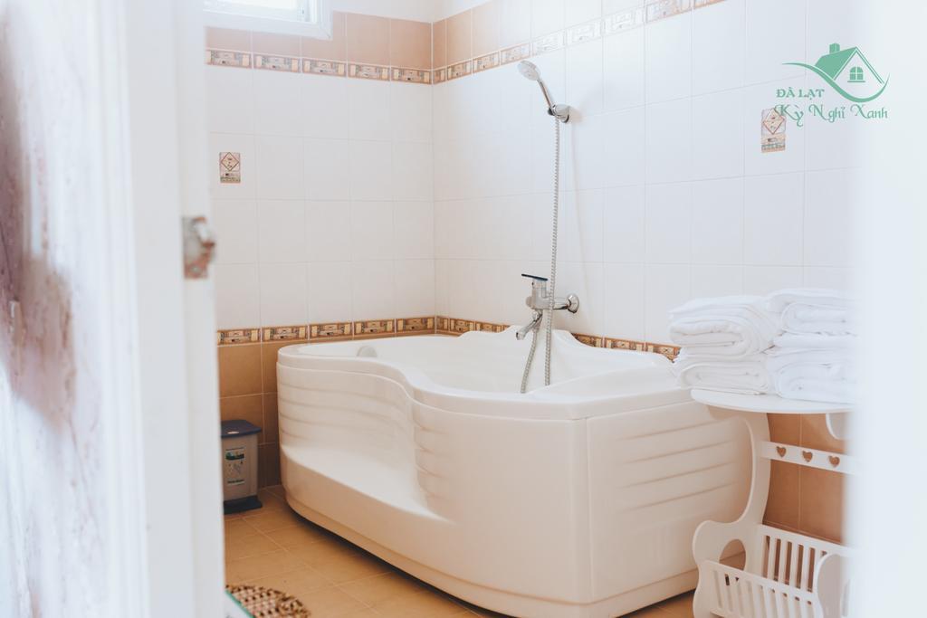 nhà tắm biệt thự