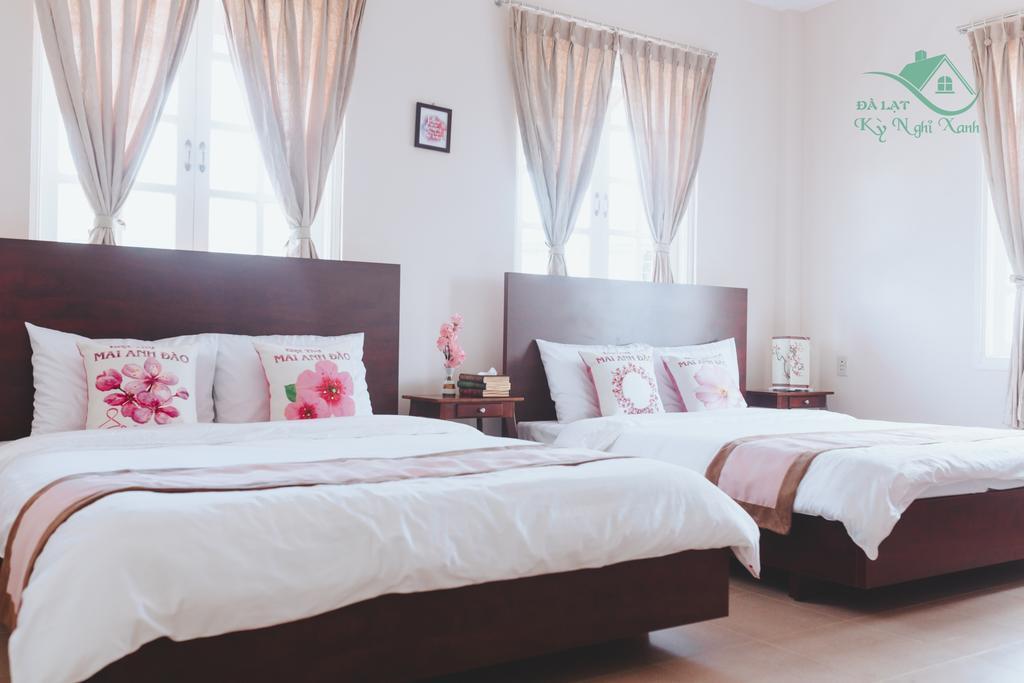 Phòng ngủ của villa mai anh dao