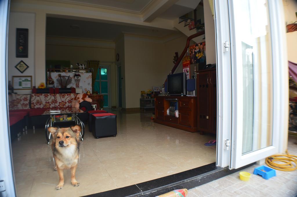 Scimitar Easyrider Homestay ở Đà Lạt