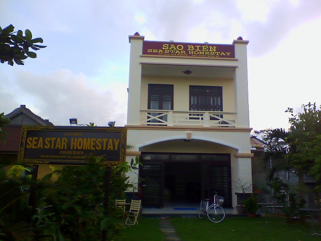 Seastar Homestay hội an