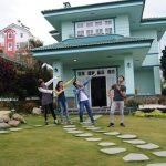 Biệt thự cho thuê hoxuanhuong villa