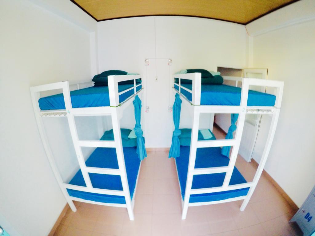 Không gian của Viridian Hostel