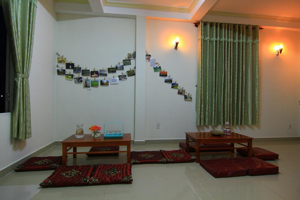 Không gian của Wolfpack Hostel Dalat