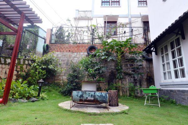 Sân Vườn  La Dalat villa 4