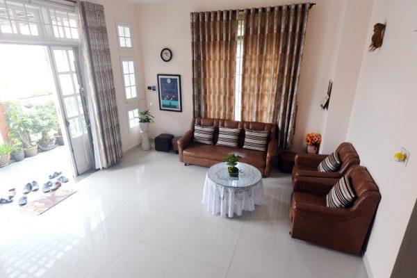 Phòng khách La Dalat villa 4