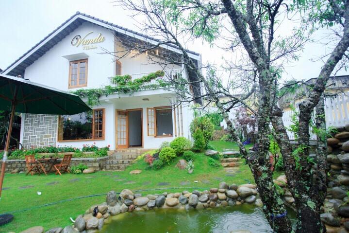 Toàn cảnh vanda villa