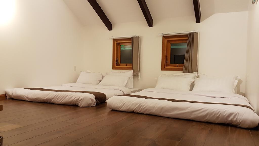Phòng ngủ vanda villa