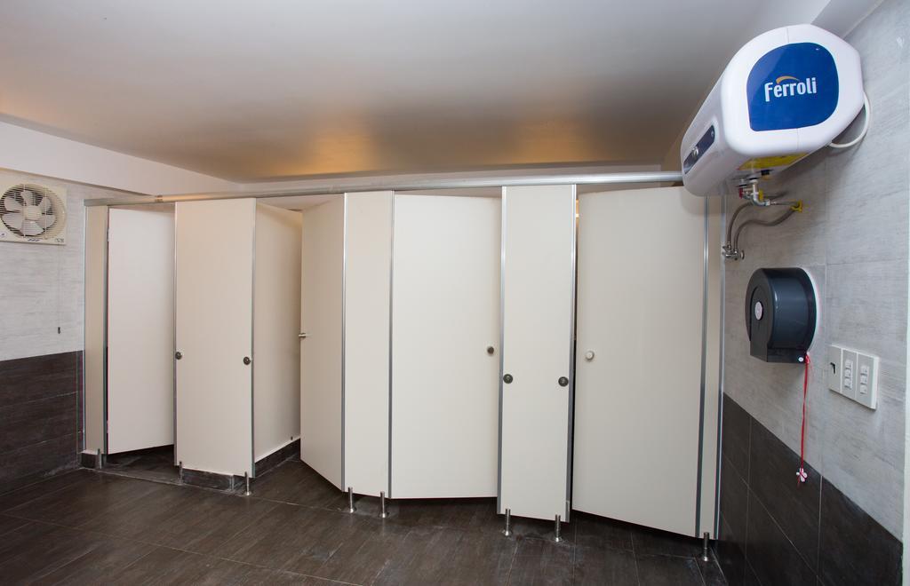 Nhà vệ sinh của vanda villa
