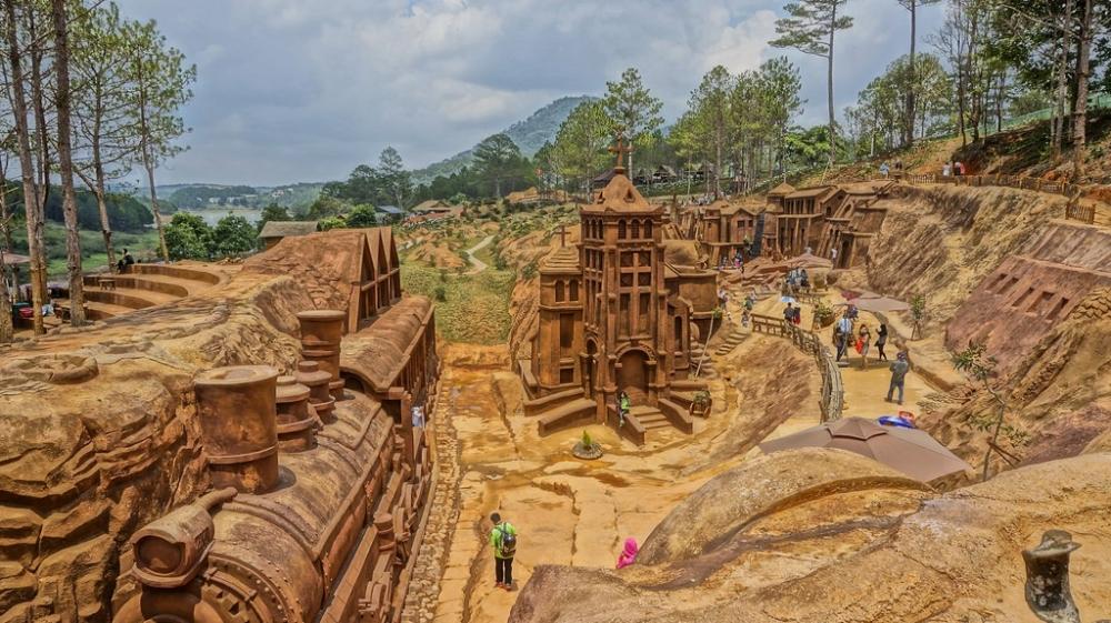 Những nơi nổi tiếng ở Đà Lạt