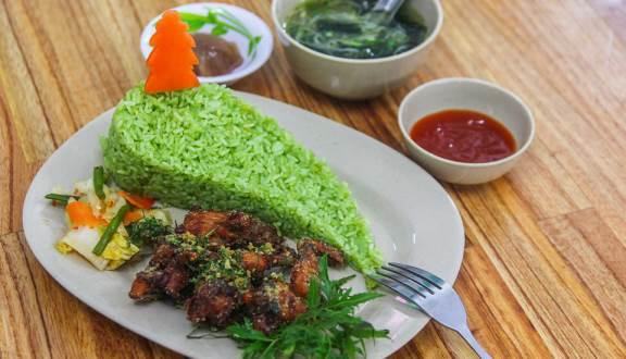 Cơm ếch Mã Lai Tài 68 - quán cơm ngon ở Đà Nẵng