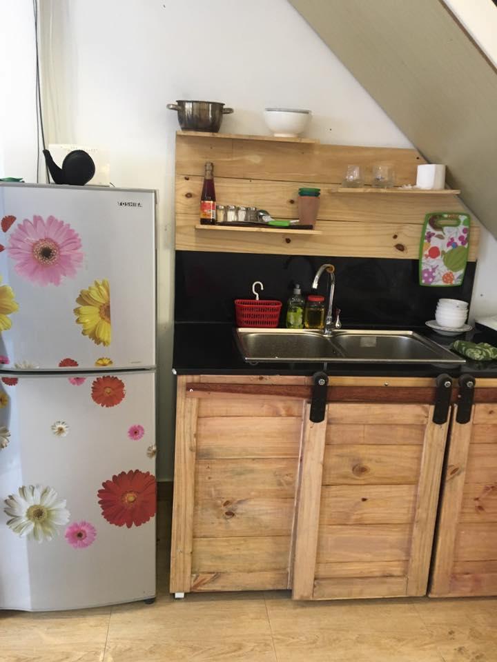 Phòng bếp của Mini House
