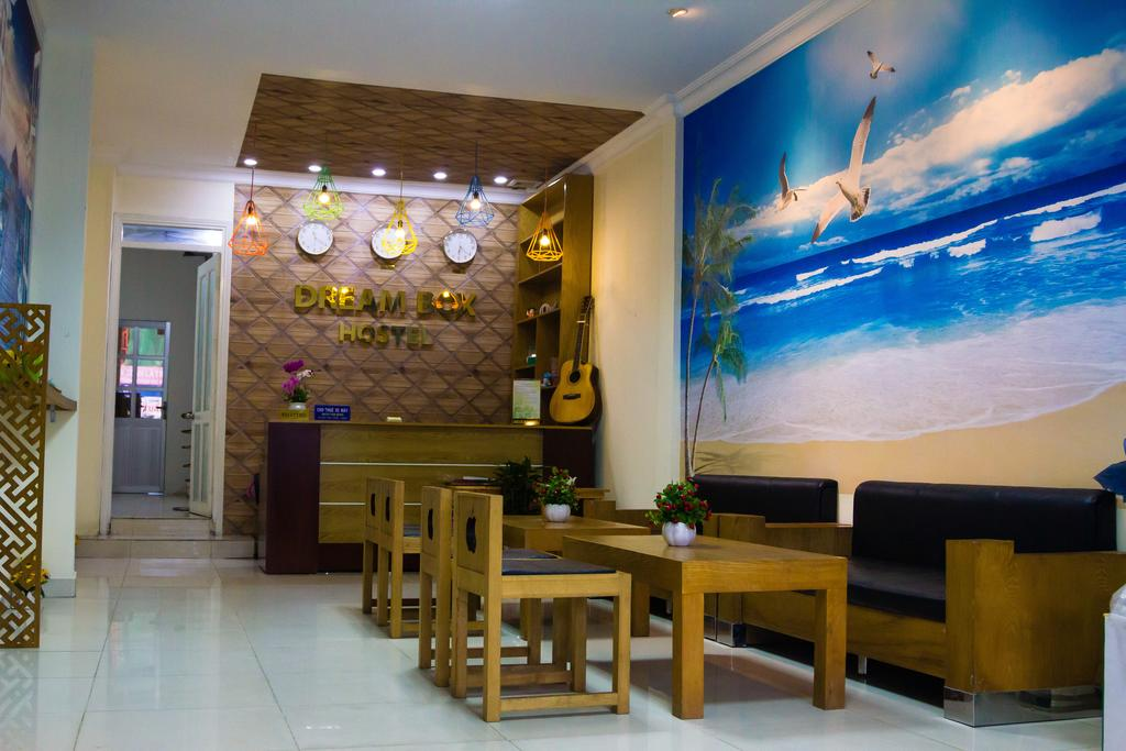 Dream Box Hostel homestay Vung Tau