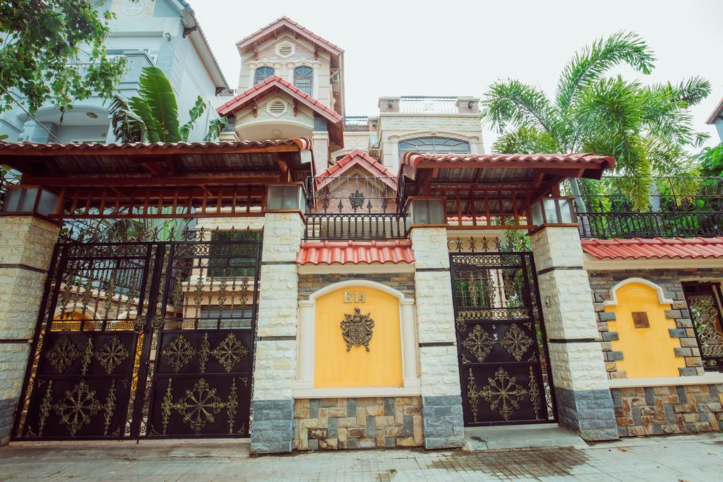 Villa vung tau cho thue