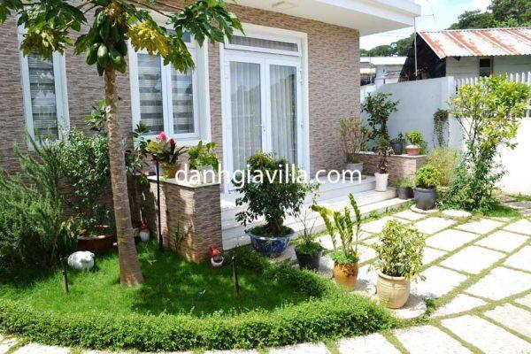 Sân vườn của La Dalat Villa 39